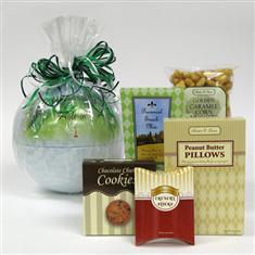 Golf Ball Gift Basket