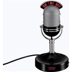 Retro Speaker/Microphone