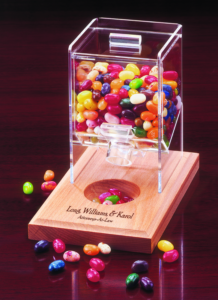 Desktop Jelly Belly Dispenser