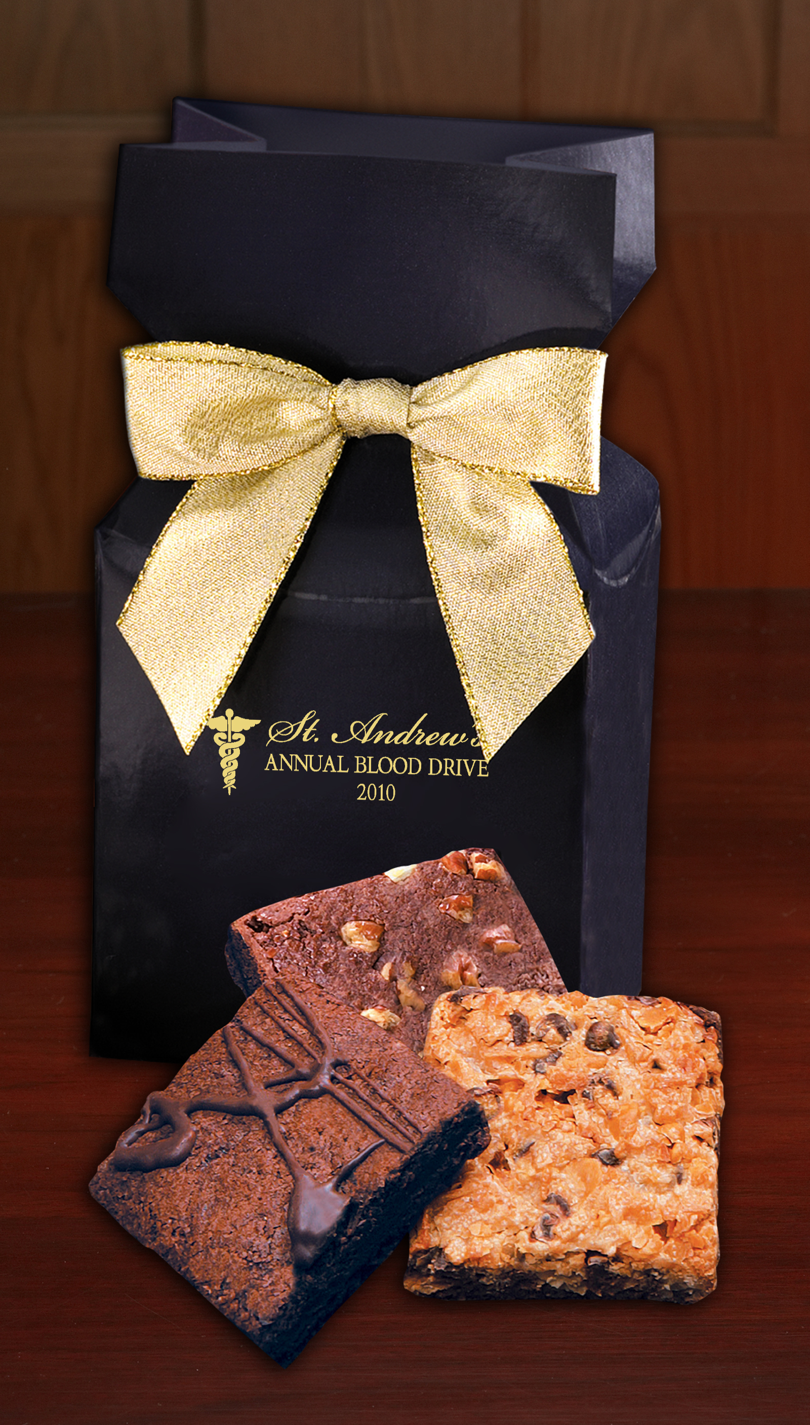 Navy Delights - Brownies