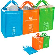 Recycle Bin Tote set