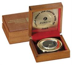 True North tracker compass