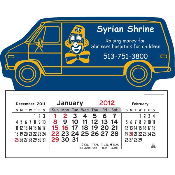 Press N Stick Calendar